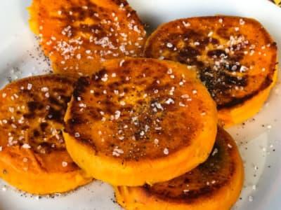 Image forPressure Cooker Sweet Potato Medallions