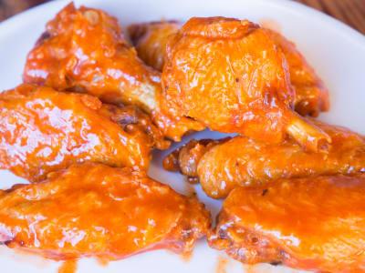 Image forAir Fryer Buffalo Chicken Wings