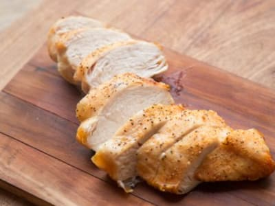 Image forAir Fryer Easy Chicken Breasts