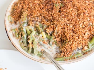 Image forPressure Cooker Green Bean Casserole