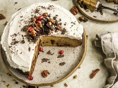 Image forPressure Cooker Grain Free Banana Cake