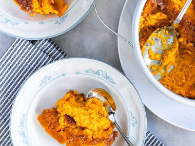 Image forPressure Cooker Sweet Potato Soufflé