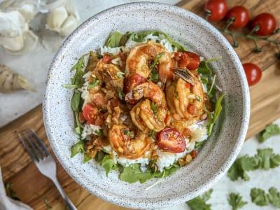 Image forPressure Cooker Shrimp Curry