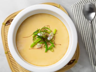 Image forPressure Cooker Korean Steamed Eggs