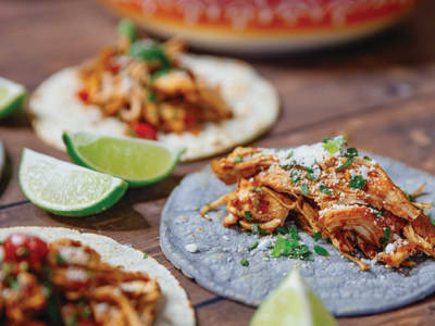 Image forPressure Cooker Authentic Chicken Tinga