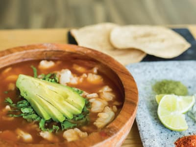 Image forPressure Cooker Authentic Red Pozole