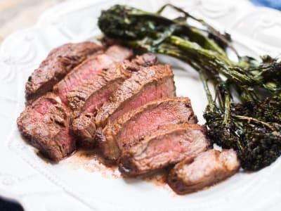 Image forAir Fryer Steak