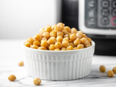 Image forPressure Cooker Garbanzo Beans