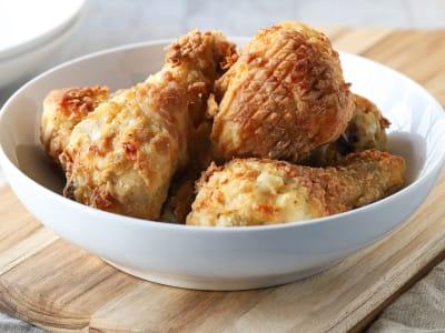 Image forAir Fryer Fried Chicken