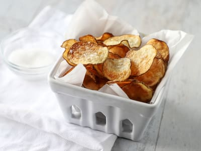 Image forAir Fryer Potato Chips