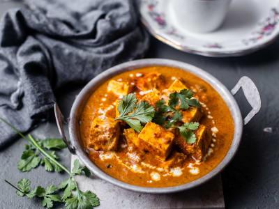 Image forPressure Cooker Paneer Tikka Masala