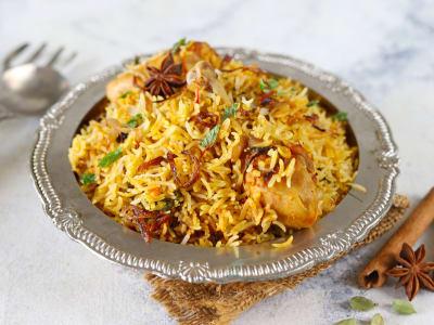 Image forPressure Cooker Chicken Biryani
