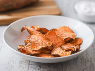 Image forAir Fryer Sweet Potato Chips