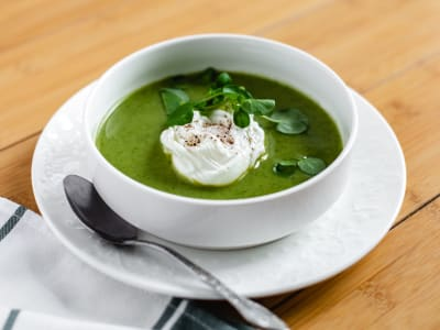 Image forPressure Cooker Watercress Soup