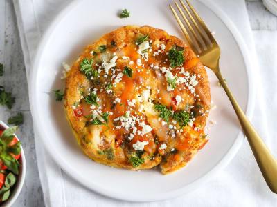 Image forAir Fryer Breakfast Frittata