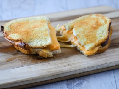 Image forAir Fryer Grilled Cheese