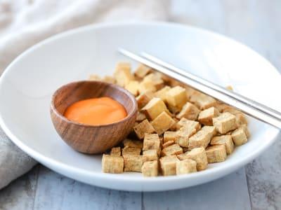 Image forAir Fryer Crispy Tofu