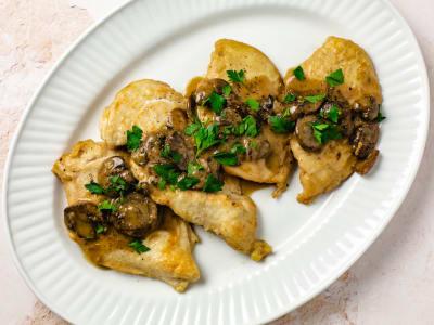 Image forPressure Cooker Chicken Marsala