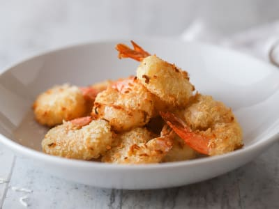 Image forAir Fryer Coconut Shrimp