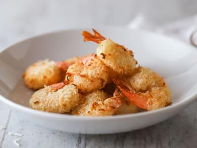 Image forAir Fryer Coconut Shrimp