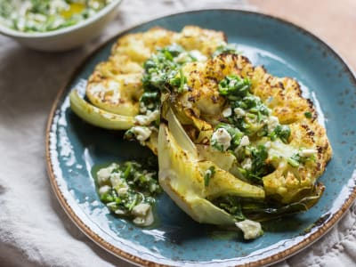 Image forCrispLid Cauliflower Steaks