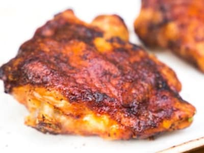 Image forCrispLid Barbeque Chicken