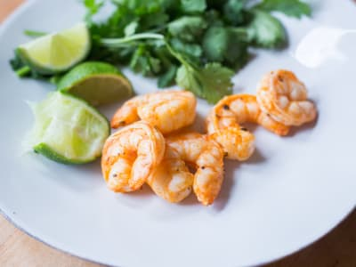 Image forCrispLid Spicy Shrimp