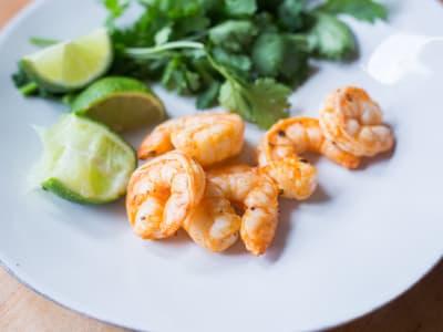 Image forCrispLid Spicy Shrimp
