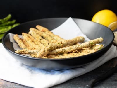 Image forCrispLid Asparagus Fries