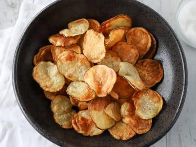 Image forCrispLid Potato Chips