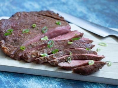 Image forCrispLid Asian Steak