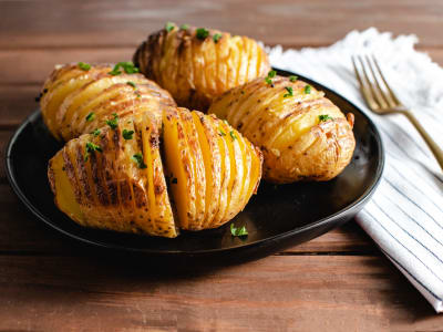 Image forCrispLid Hasselback Potatoes