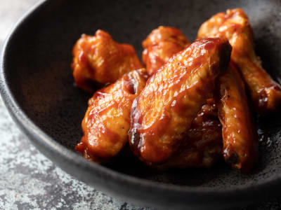 Image forCrispLid BBQ Chicken Wings
