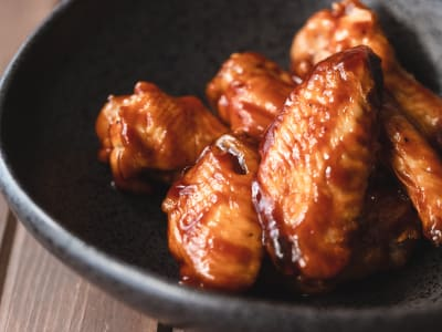 Image forAir Fryer BBQ Chicken Wings