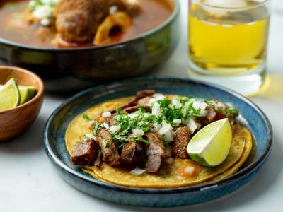 Image forPressure Cooker Birria de Res (Beef Stew)