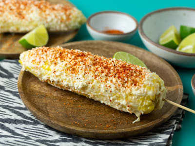 Image forPressure Cooker Elotes (Corn on the Cob)