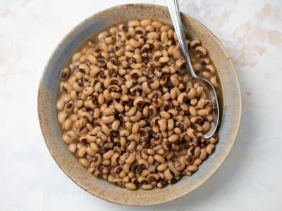 Image forPressure Cooker Black-Eyed Peas