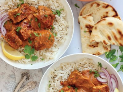 Image forPressure Cooker Authentic Chicken Tikka Masala