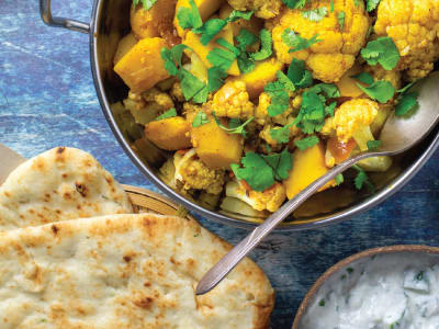 Image forPressure Cooker Authentic Aloo Gobi