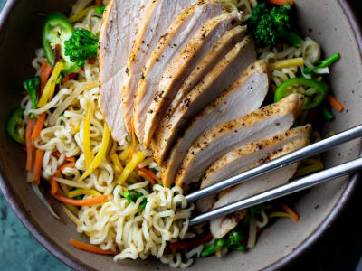 Image forChile Chicken and Noodles