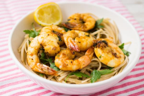 Image for Shrimp Linguine