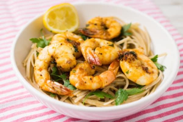 Image for Shrimp Linguine