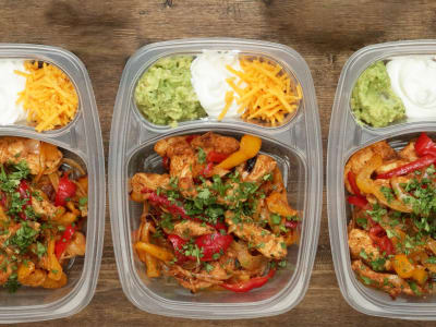 Image for Meal Prep: One-Pan Chicken Fajitas