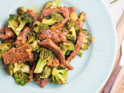 Image for Broccoli and Beef