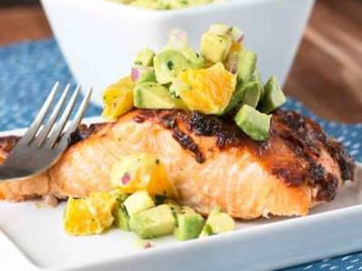 Image for Chipotle-Lime Salmon