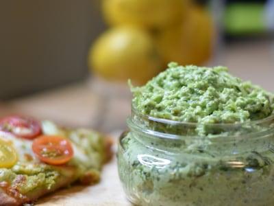 Image for Garlic Scape Pesto with Avocado Oil