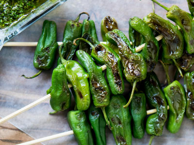 Image for Chimichurri Shishito Peppers