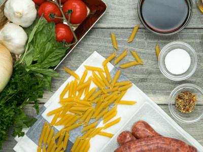Image for Homemade Arrabbiata Sauce