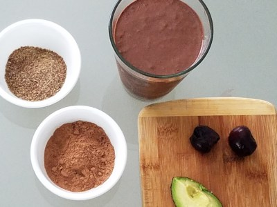 Image for Chocolate Cherry Delight Smoothie
