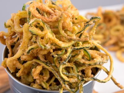 Image for Spiralized Zucchini Curly Fries